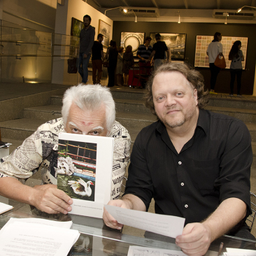 com Fausto Chermont